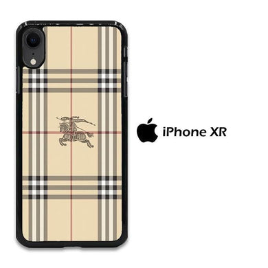coque iphone xr burberry