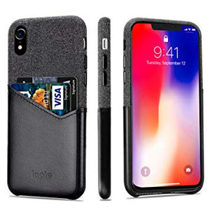 coque iphone xr porte photo