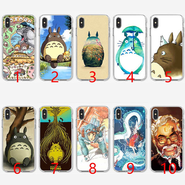 coque iphone xr studio ghibli