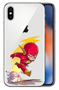 coque iphone xr the flash