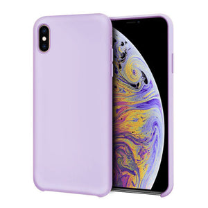 coque iphone xs max mauve