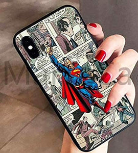 coque iphone xs max superman