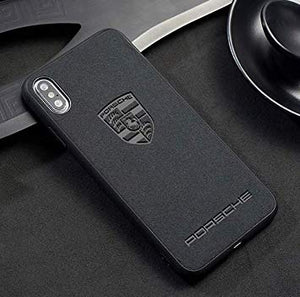 coque iphone xs porsche