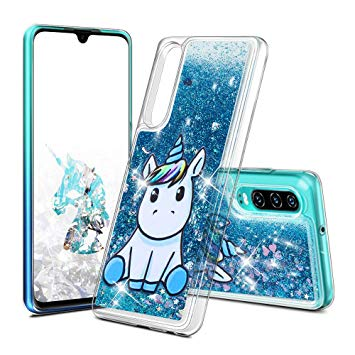 coque licorne huawei p30