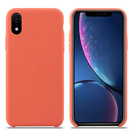 coque portable iphone xr sylicone