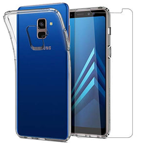 coque protection transparente samsung a8