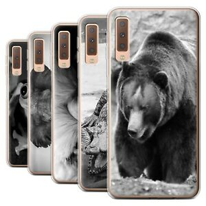 coque samsung a7 2018 animaux