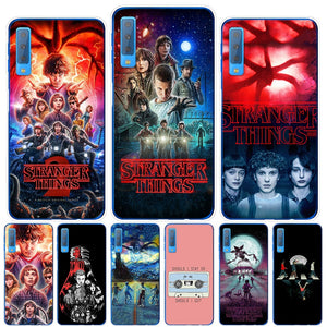 coque samsung a7 2018 stranger things