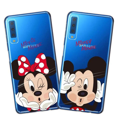 coque samsung galaxy a7 2018 disney stitch