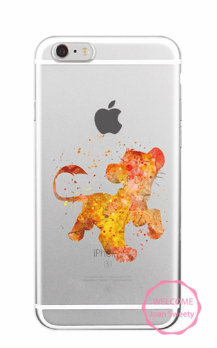 coque simba iphone xr