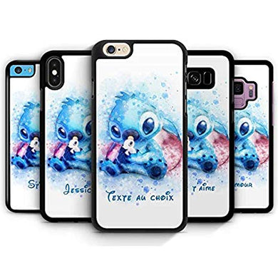 coque stitch samsung a7 2018