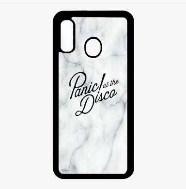 coque custodia cover fundas hoesjes j3 J5 J6 s20 s10 s9 s8 s7 s6 s5 plus edge B31596 Panic at the disco FJ0753 Samsung Galaxy A20 Case