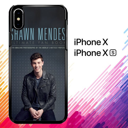 Shawn Mendes The Ultimate X8639 coque iPhone X, XS