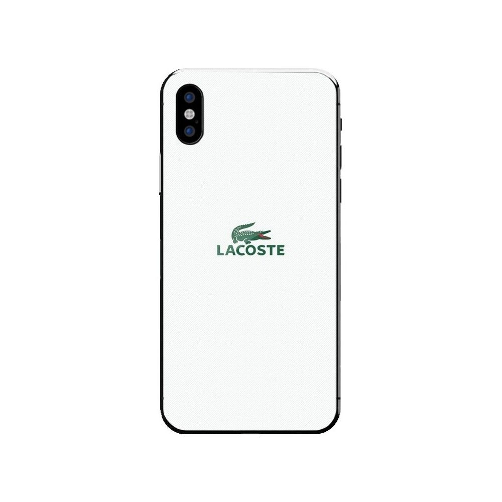 coque iphone 8 lacoste