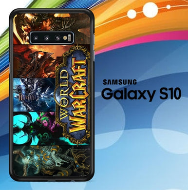 World of Warcraft Y0721 coque Samsung Galaxy S10