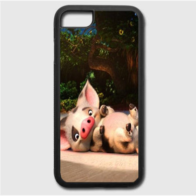 Pig Moana iPhone 7|8 coque,8 coque Pig Moana iPhone 7,Pig Moana iPhone 7|8 coque