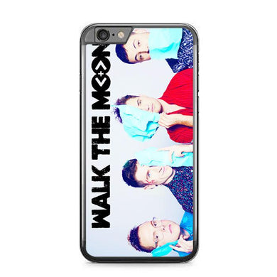 walk the moon band Z0447 iPhone 6 Plus, 6S Plus coque