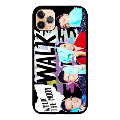walk the moon band Z2100 iPhone 11 Pro Max coque