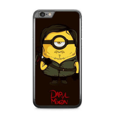 walking dead Daryl mixon Z0240 iPhone 6 Plus, 6S Plus coque