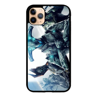 warframe Game Z7156 iPhone 11 Pro Max coque