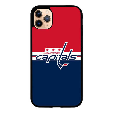 washington capitals Z5047 iPhone 11 Pro coque