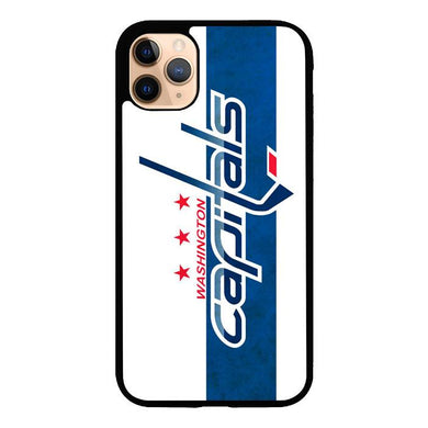 washington capitals logo Z5046 iPhone 11 Pro coque