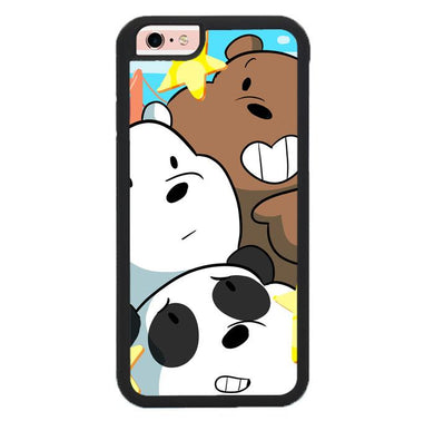 we bare bears Z4591 iPhone 6 , 6S coque