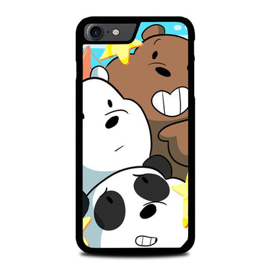 we bare bears Z4591 iPhone 7 , iPhone 8 coque