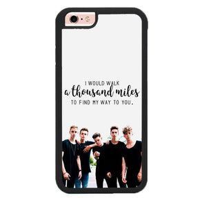 why dont we Z4543 iPhone 6 , 6S coque