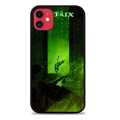 Coque iphone 5 6 7 8 plus x xs xr 11 pro max The Matrix P1874