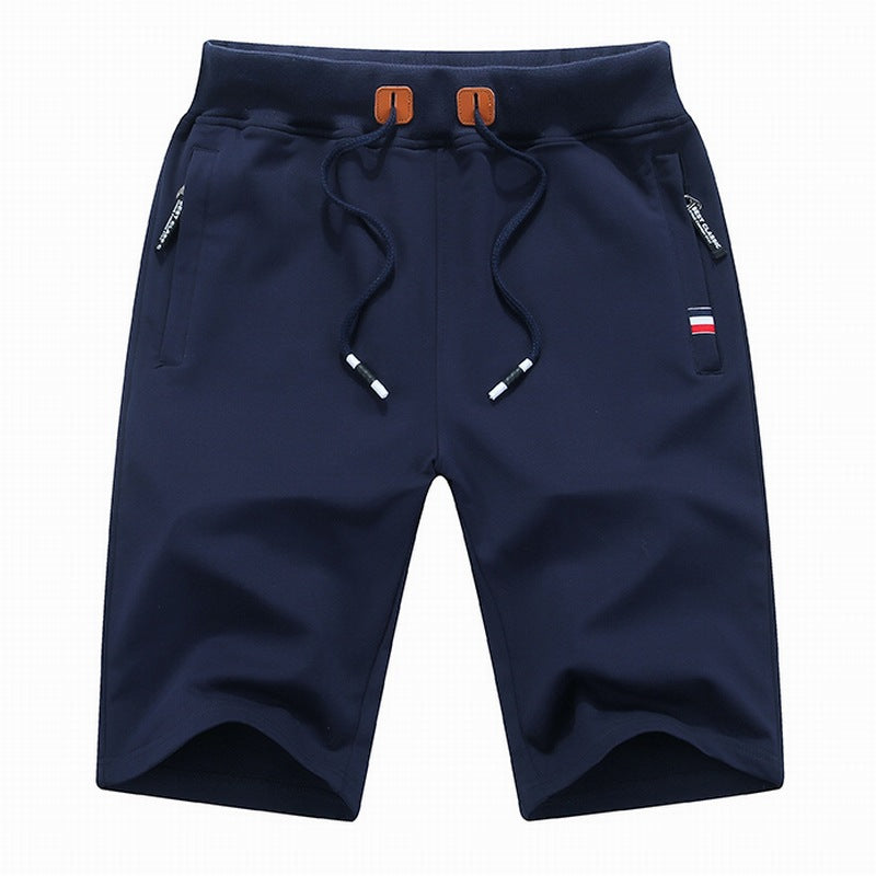 Summer Cotton Shorts Men Fashion Male Casual Shorts Mens Short Bermuda Beach Short Pants