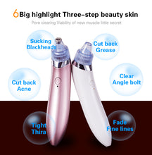 Load image into Gallery viewer, 2020 Best Sale Comedones Blackhead Remover Vacuum For Homeuse Blackhead Acne Removal