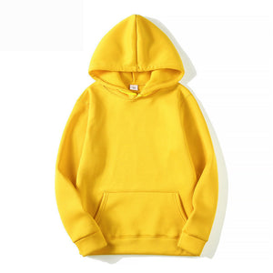 Men's Hoodies Spring Autumn Male Casual Hoodies Sweatshirts Men's Solid Color Hoodies Sweatshirt