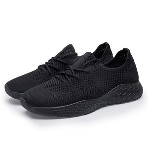 Sneakers Mens Mesh Breathable Unisex Sneakers Fashion Men's Casual Shoes Outdoor Walking Shoes