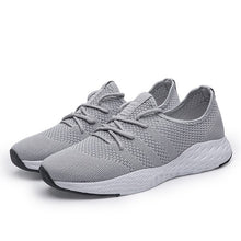 Load image into Gallery viewer, Sneakers Mens Mesh Breathable Unisex Sneakers Fashion Men's Casual Shoes Outdoor Walking Shoes