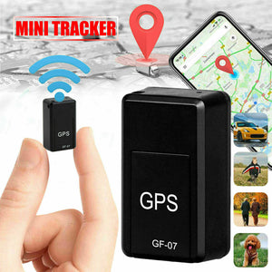 New Mini GPS Tracker Car GPS Locator Anti-theft Tracker Car Gps Tracker Anti-Lost Recording Tracking Device Auto Accessories
