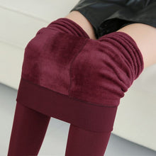 Load image into Gallery viewer, Women Leggings High Waist Legging Femme Fashion Solid Color Sexy Ladies Stretch Leggins Winter Clothes Plus Size Femme Pantalo