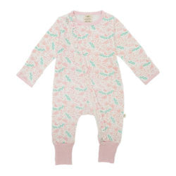 Butterfly Garden Long Sleeves Zipsuit