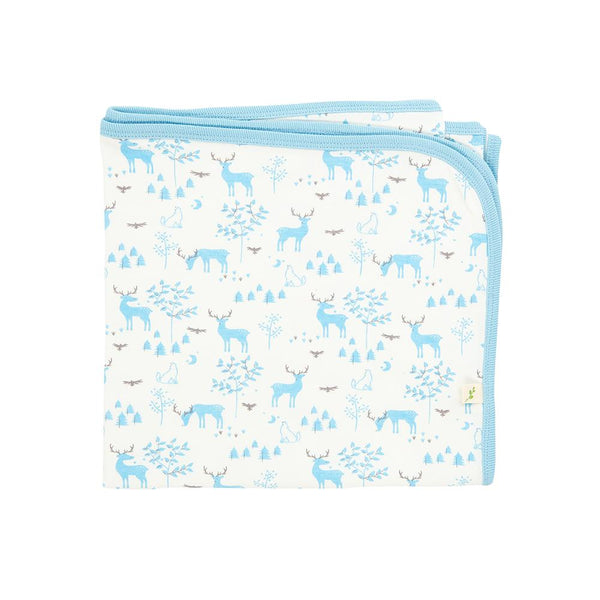 Deer Land Organic Cotton Blanket