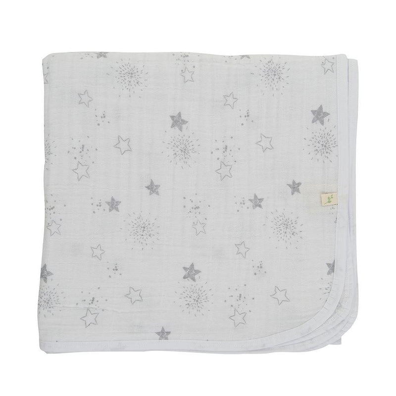 Little Stars Organic Muslin Wrap