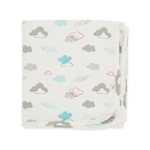 Home School Organic Cotton Blanket