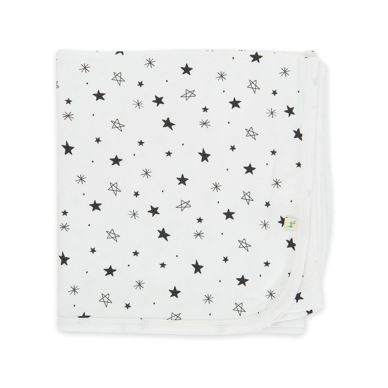 Intergalactic Organic Cotton Blanket