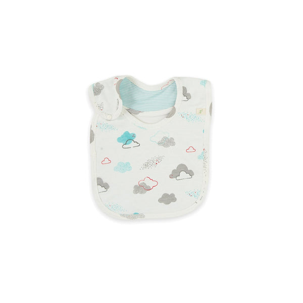 Home School Reversible Organic Bib