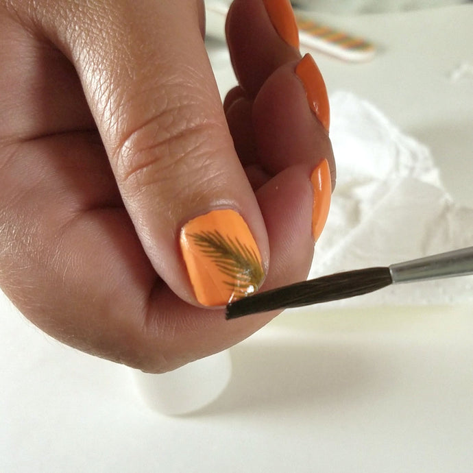 How to get flawless looking nail art with water slide nail decals