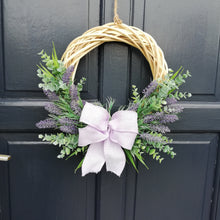 Load image into Gallery viewer, Lavender Love Wreath