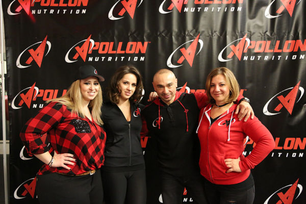 Apollon Nutrition Founders