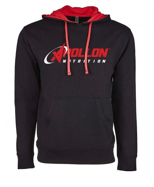 Apollon Nutrition Unisex Hoodie Black