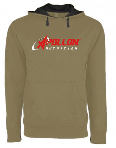 Apollon Nutrition Unisex Hoodie Green