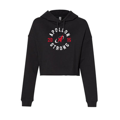 Apollon Strong Cropped Lightweight Hoodie
