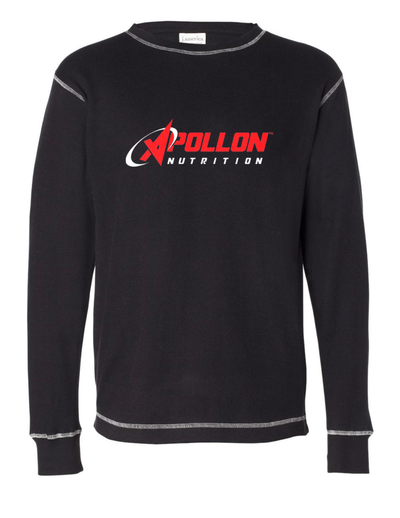 Mens Thermal Black Apollon Nutrition